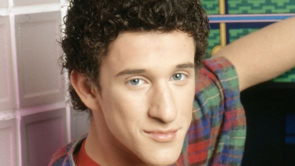 Dustin Diamond in Saved By the Bell