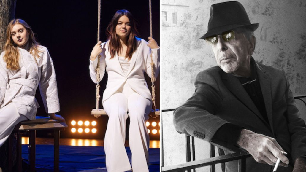 first aid kit leonard cohen tribute album live who by fire suzanne stream
