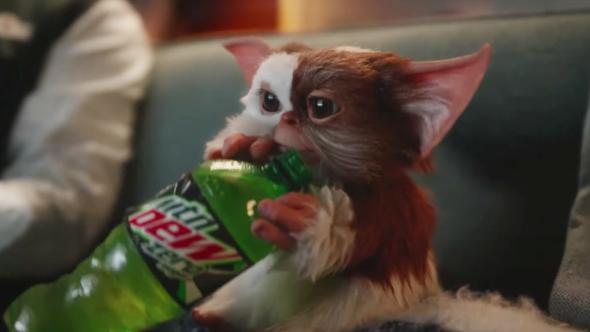 Gremlins Mountain Dew Ad