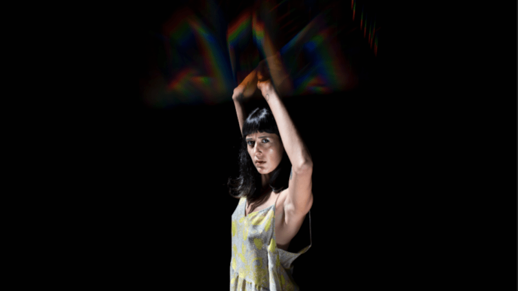 half waif 7-inch party's over orange blossoms new song single music video watch stream