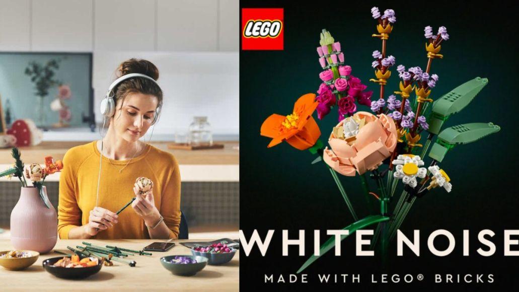 lego white noise playlist streaming