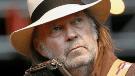 neil young announce johnny's island unreleased album trans band