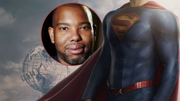 ta-nehisi coates superman movie writer dc comics