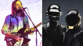 tame impala daft punk split like hearing someone's died