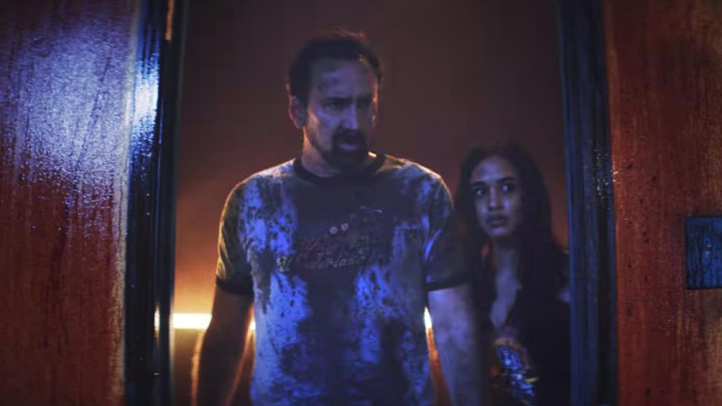 Nicolas Cage Fighting Satanic Puppets Is Surprisingly Boring In Willys Wonderland: Review