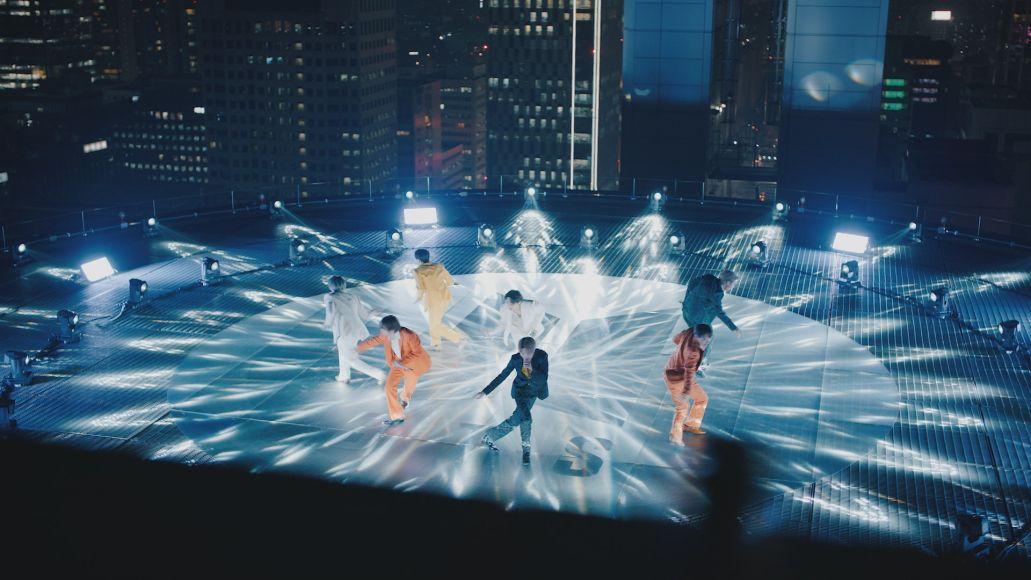 BTS Grammys