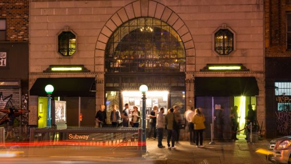 COVID-19 venues opening coronavirus music reopening restrictions concerts masks Bowery Ballroom, photo courtesy of venue