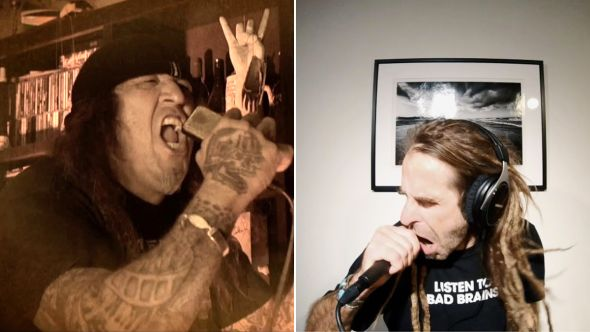 """Lamb of God Quarantine Session """"Routes"""" featuring Chuck Billy"""