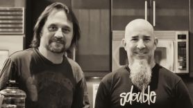 Dave Lombardo and Scott Ian Score New Netflix Film Thunder Force