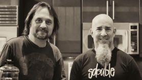 Dave Lombardo and Scott Ian Score New Netflix Film Thunder Force