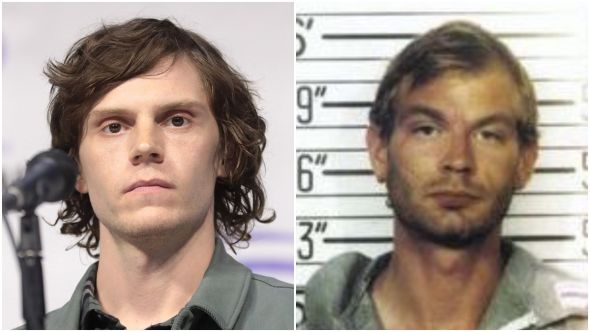 Evan Peters Cast as Jeffrey Dahmer in Ryan Murphy's Netflix Series