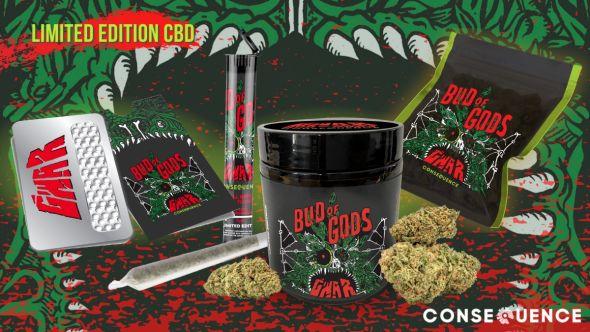 "GWAR ""Bud of Gods"" CBD"