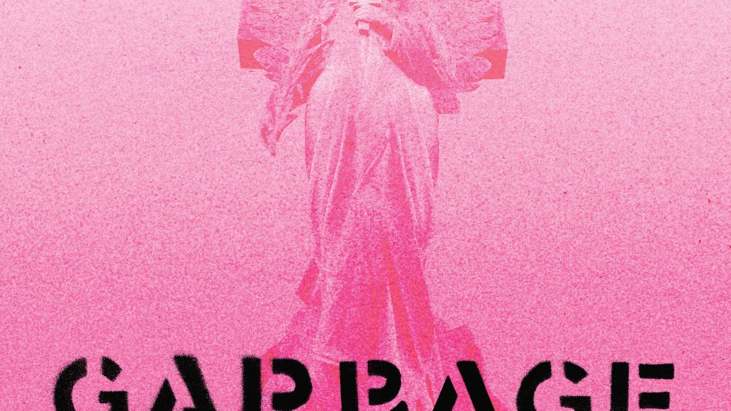 Garbage No Gods No Masters artwork
