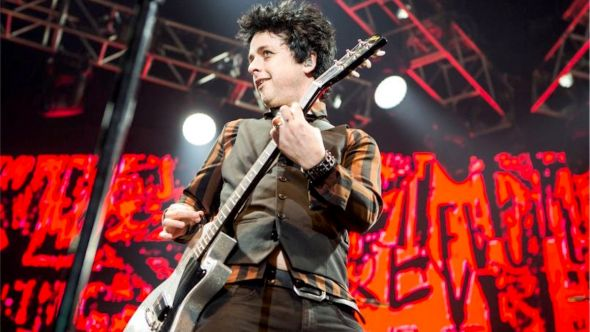 Green Day Insomniac reissue stream 25th anniversary vinyl, photo by Philip Cosores