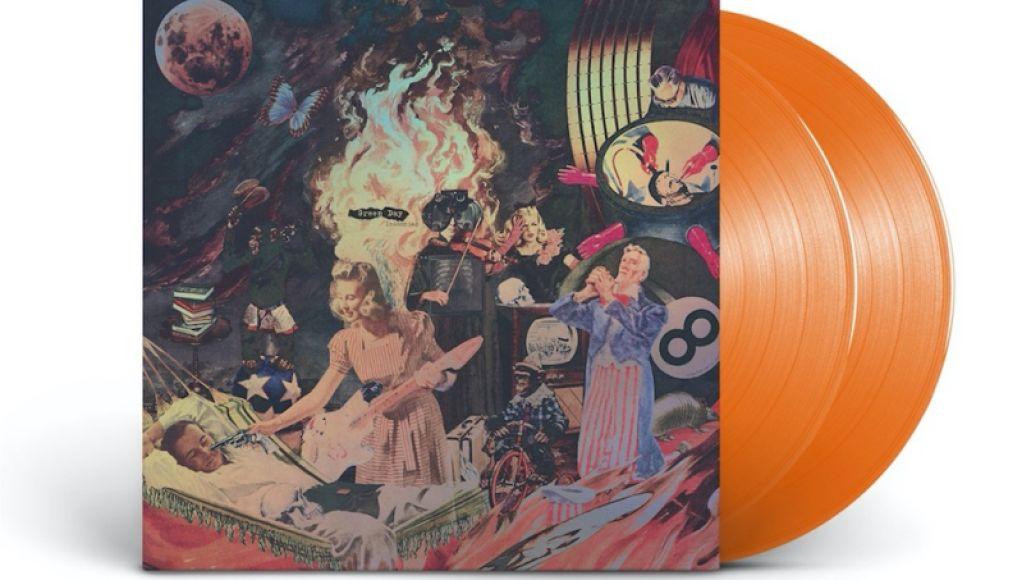 Insomniac (25th Anniversary Reissue) by Green Day album artwork cover art