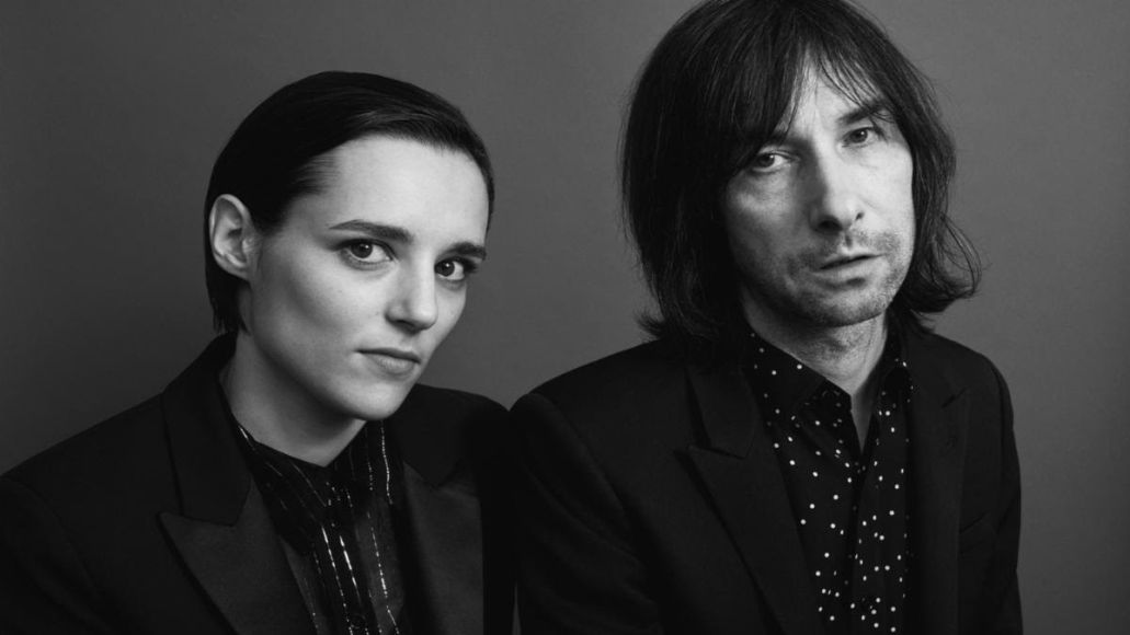 Jehnny Beth and Bobby Gillespie Announce New Collaborative Album