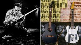 Joe Strummer Fender Guitars
