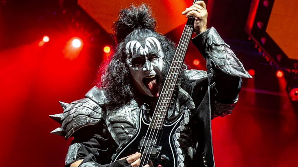 KISS' Gene Simmons explains rock is dead