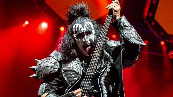 KISS' Gene Simmons explains rock is dead