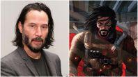 Keanu Reeves' Comic BRZRKR Gets Netflix Movie and Anime Series