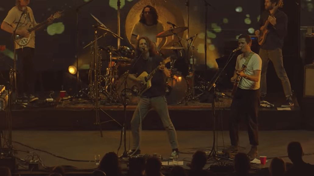 King Gizzard & The Lizard Wizard Share New Live Performance Video