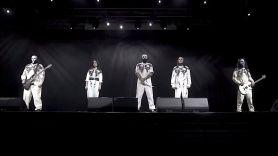 Italian music acts silent strike