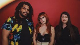Mannequin Pussy new lineup song music video control Thanasi Paul guitarist