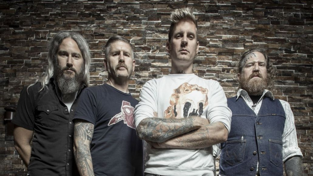 Mastodon New Album Being Mixed for Fall Release