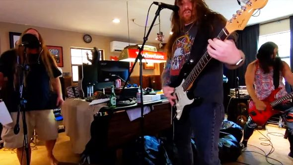 Obituary and Power Trip Members Pay Tribute to Riley Gale