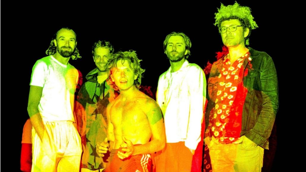 POND Pink Lunettes stream music video new song, photo by Jim Bob The Homie
