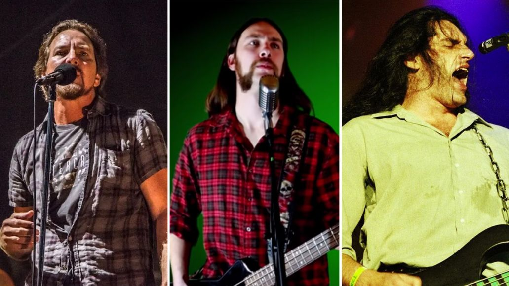 Pearl Jam in Style of Type O Negative