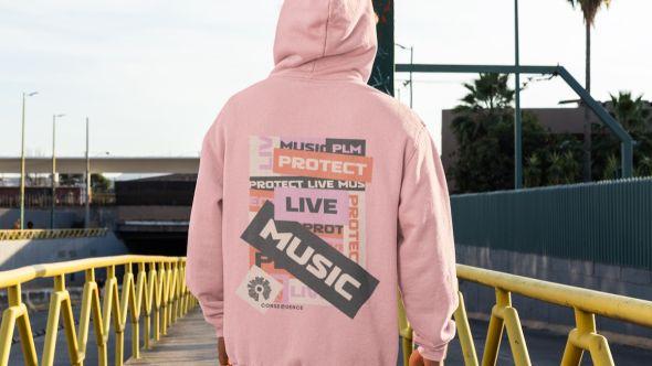 Protect Live Music Hoodie