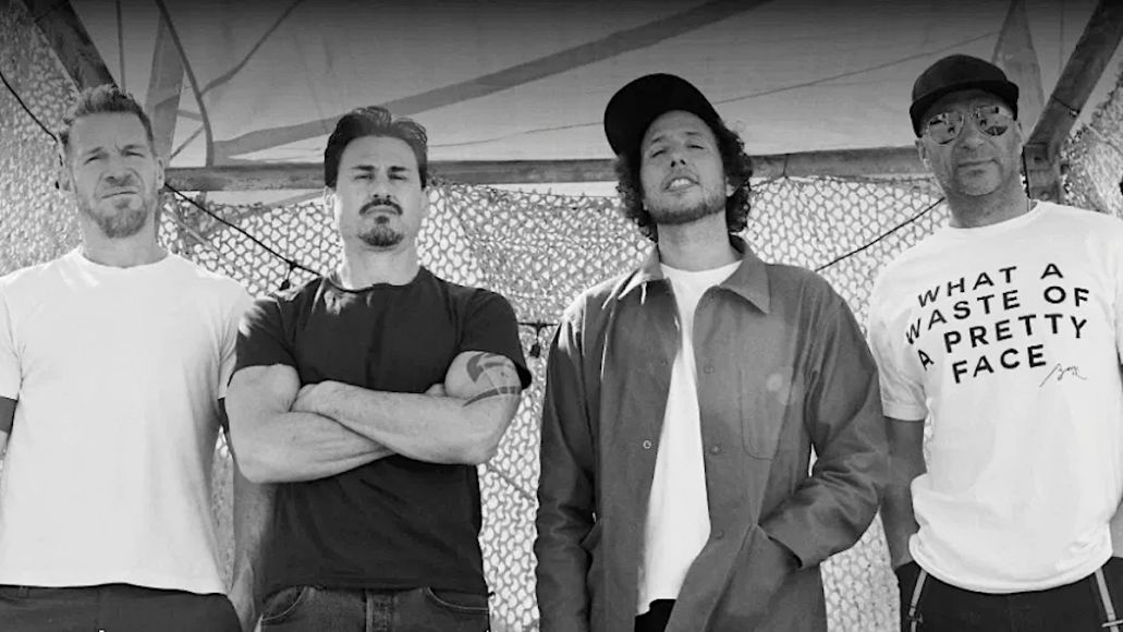 Rage Against the Machine no drive-ins