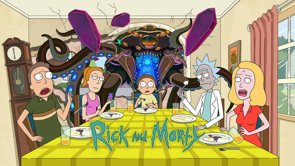 Rick and Morty Announces Season 5 Premiere Date, Shares Trailer