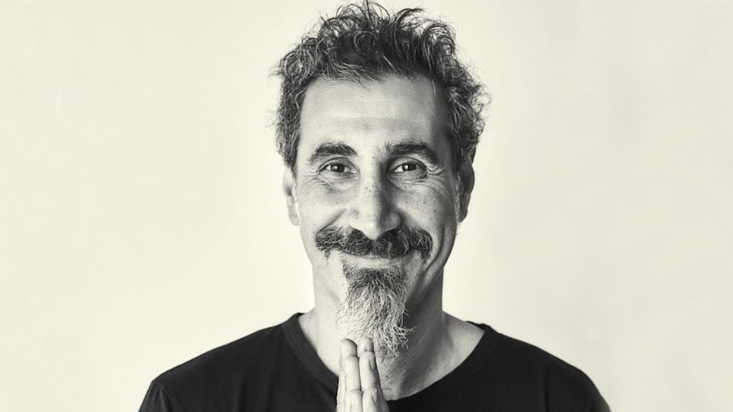 Serj Tankian EP interview