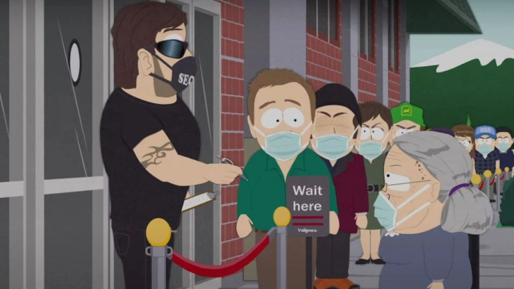 South Park Vaccination Special 3 The South Park Vaccination Special's Only Immunity Is to Comedy: Review