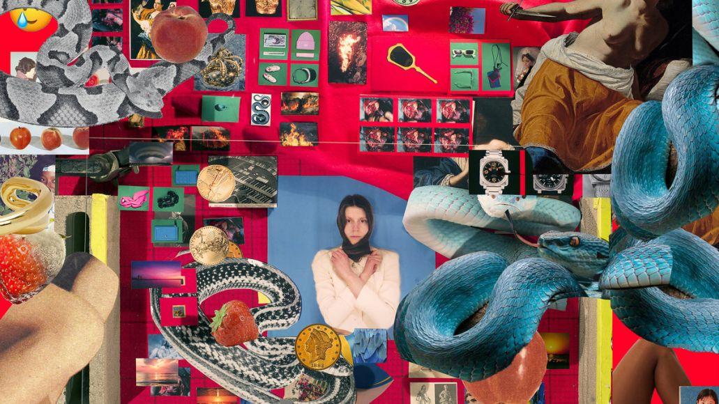 Lydia Ainsworth Sparkles & Debris artwork