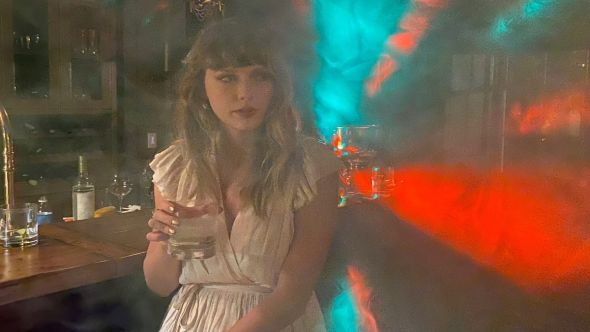"""Taylor Swift Unearths Previously Unreleased Song """"You All Over Me"""""""