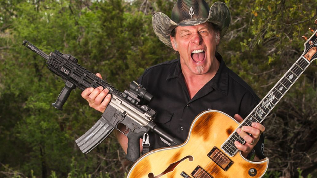 Ted Nugent Uses The N Word To Explain Why He Isn T Racist