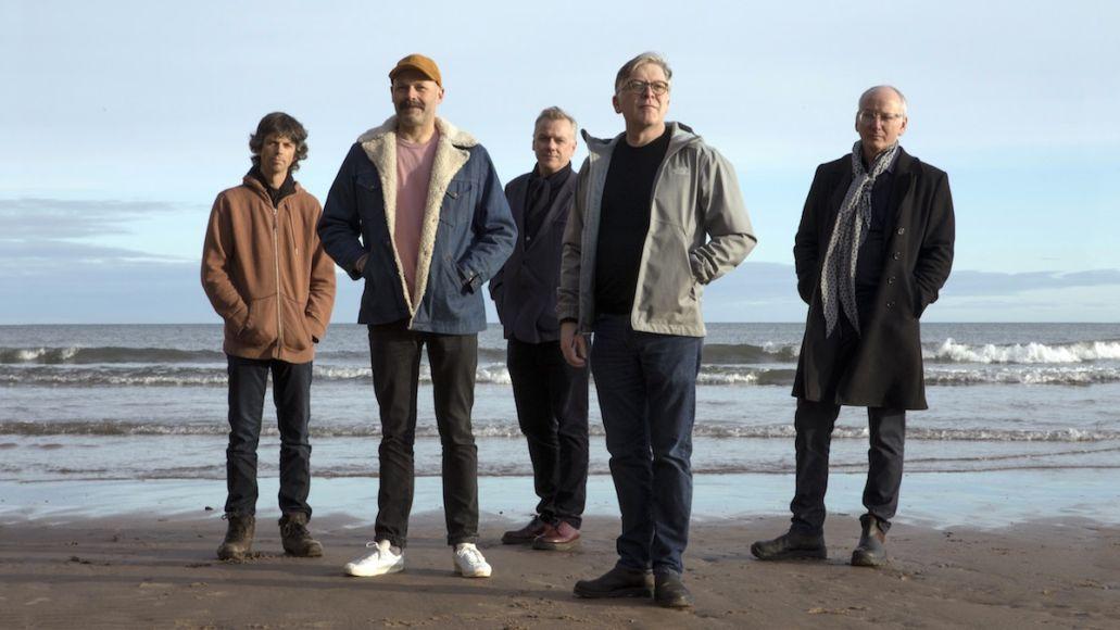 Teenage Fanclub The Sun Won't Shine on Me stream new song single music album Endless Arcade, photo by Donald Milne