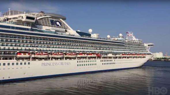 The Last Cruise trailer HBO coronavirus pandemic documentary COVID-19