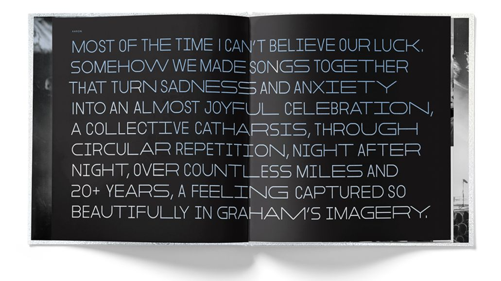 The National photo book light years image 2