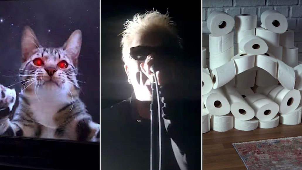 The Offspring Let the Bad Times Roll Video