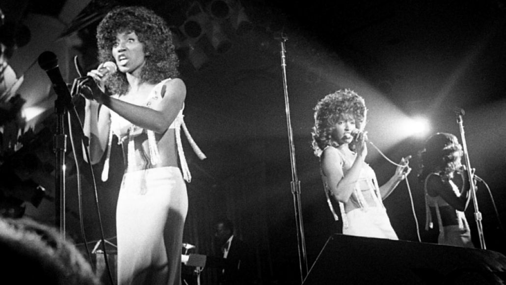 The Three Degrees, photo by Sandy Speiser