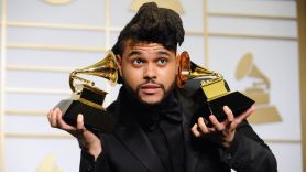 The Weeknd Grammys boycott awards Recording Academy nominations snub beef