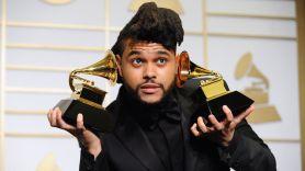 The Weeknd Grammys boycott awards Recording Academy nominations snub beef