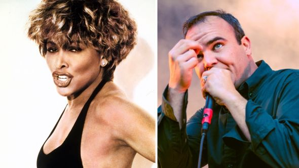 Tina Turner Future Islands
