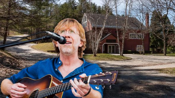 Trey Anastasio's Divided Sky Foundation announces purchase of facility for Vermont treatment center