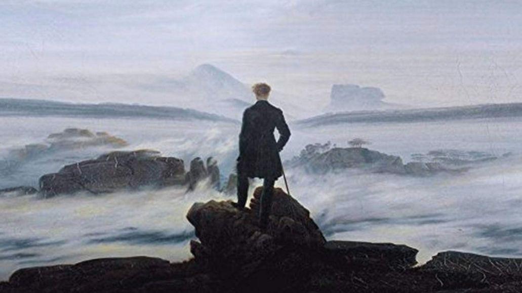 Wanderer Above The Sea of Fog 1818 by Caspar David Friedrich andrew bird jimbo mathus encircle my love