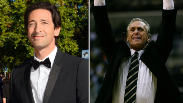 adrien brody pat riley showtime lakers hbo